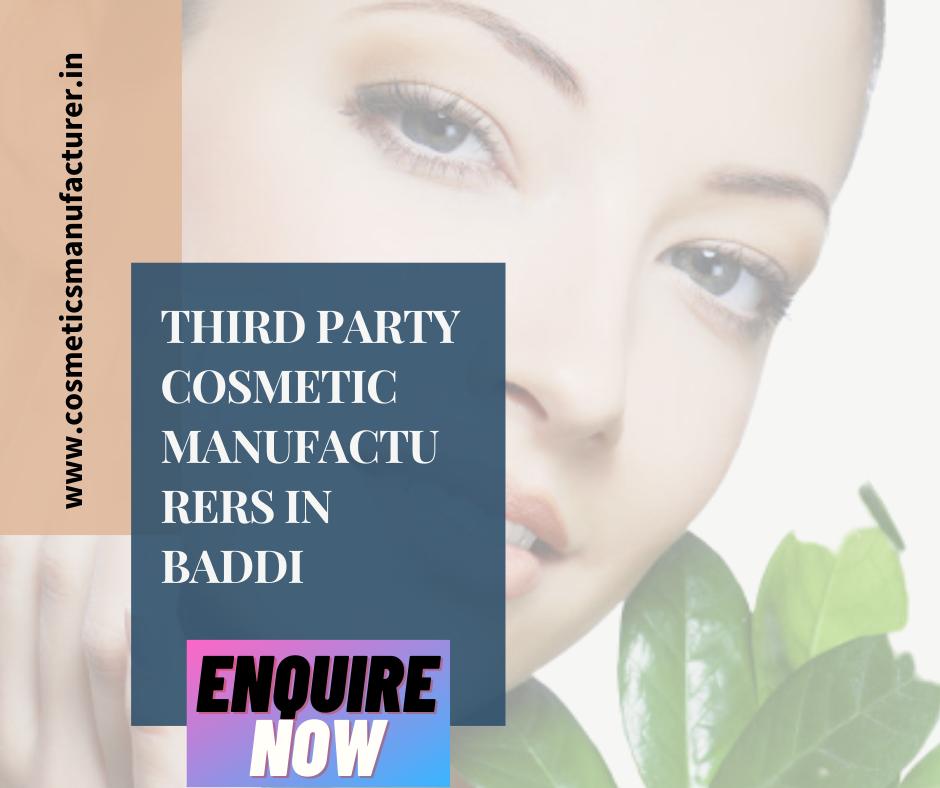 Top Third Party Cosmetic & Derma Product Manufacturer in Baddi Himachal Pradesh